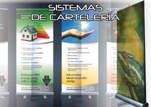 ENLACE A SISTEMAS DE CARTELERIA