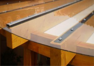 cubierta policarbonato compacto