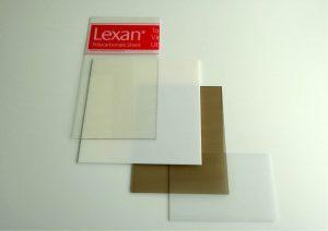 gama de policarbonato compacto